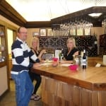 Winery Tasting Bar